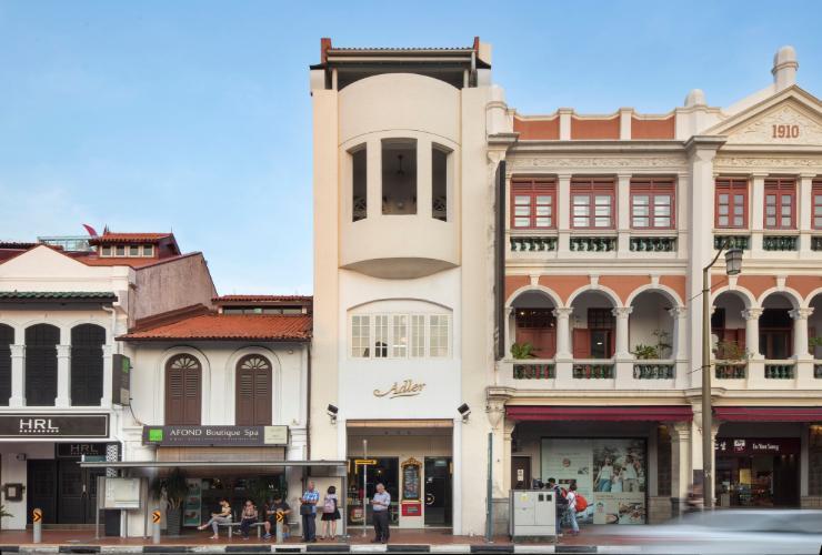 ที่พัก Singapore - Adler Hostel 1