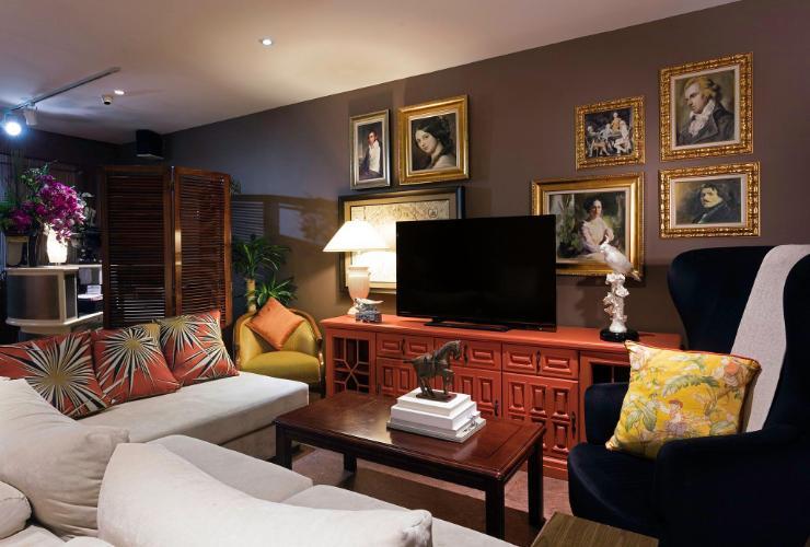 ที่พัก Singapore - Adler Hostel 2