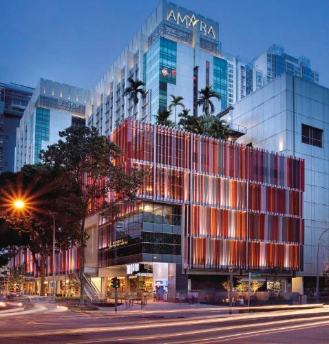 ที่พัก Singapore - Amara Singapore 1