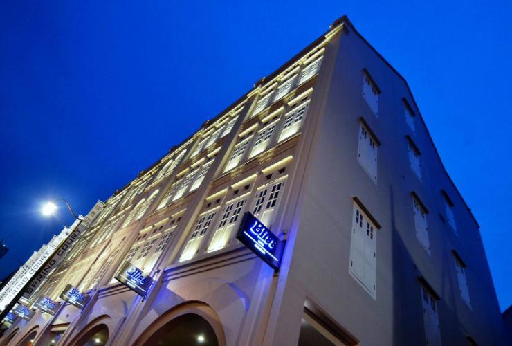 ที่พัก Singapore - Bliss Hotel Singapore 1