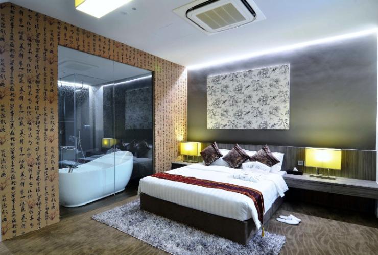ที่พัก Singapore - Bliss Hotel Singapore 3