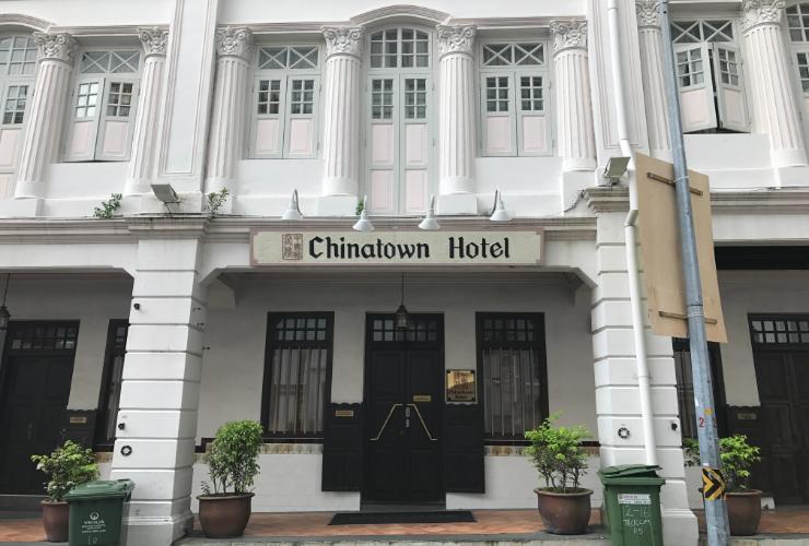 ที่พัก Singapore - Chinatown Hotel 1