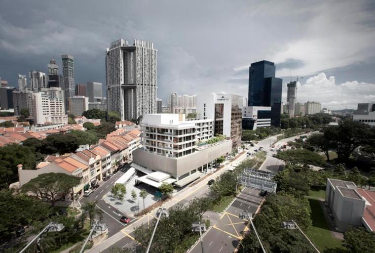 ที่พัก Singapore - Dorsett Singapore 1