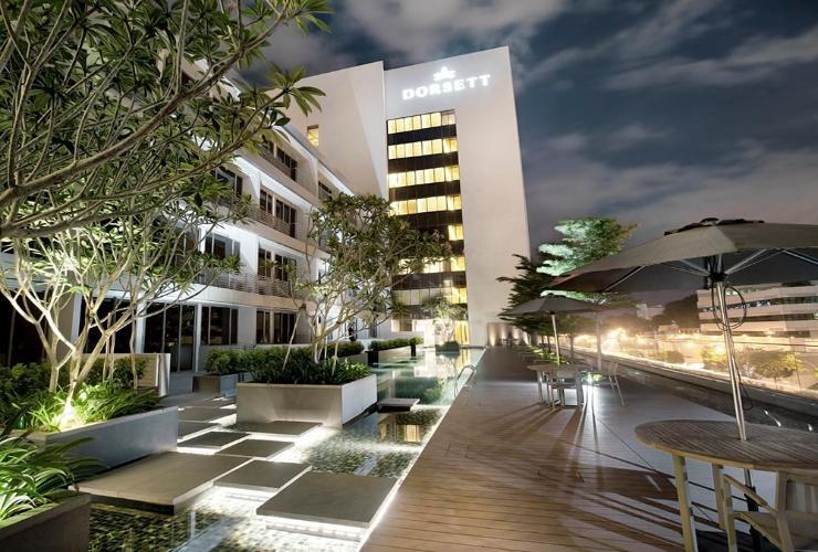 ที่พัก Singapore - Dorsett Singapore 2