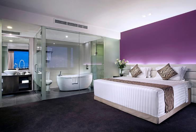 ที่พัก Singapore - Furama City Centre 3